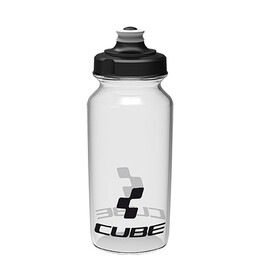 Cube Icon Vannflaske 500ml transparent Transparent